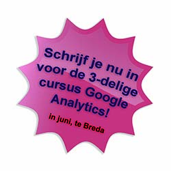 Cursus Google Analytics